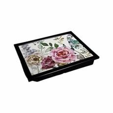 Denby Lap Trays - Bold Floral