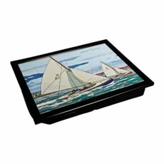 Denby Lap Trays - Gone Sailing