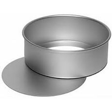 Fat Daddios Cake Pan 10 x 3.25 (Loose Base)