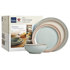 Denby Heritage Pavilion 12 Piece Box Set