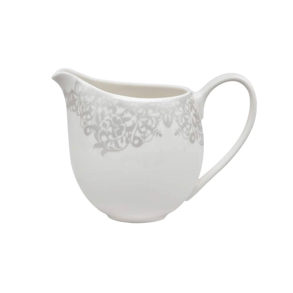 Denby Monsoon Filigree Silver Small Jug - (359010014) - eCookshop