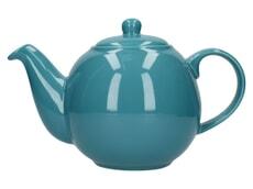 London Pottery Globe� 6 Cup Teapot Aqua