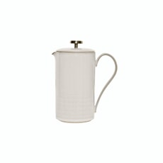 Denby Natural Canvas Textured Cafetiere
