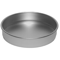 Fat Daddios Sandwich Pan with Solid Base  9 x 1�