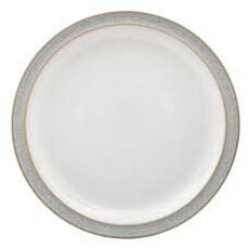Denby Elements Light Grey Dessert/Salad Plate