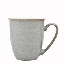 Denby Elements Light Grey Coffee Beaker