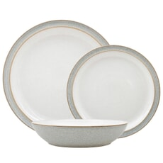 Denby Elements Light Grey 12 Piece Box