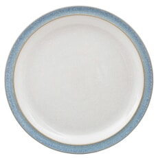 Denby Elements Blue Dessert/Salad Plate