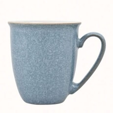 Denby Elements Blue Coffee Beaker