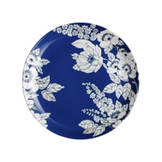 Denby Monsoon Fleur Salad Plate Blue