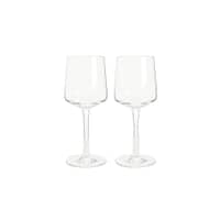 Denby Natural Canvas White Wine Glasses Set Of 2