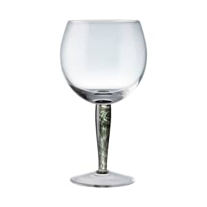 Denby Jet Gin Glasses Set Of 2