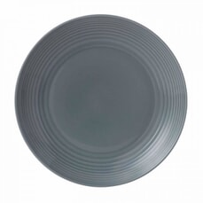Royal Doulton Gordon Ramsay Maze Dark Grey 28cm Plate