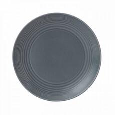 Royal Doulton Gordon Ramsay Maze Dark Grey 22cm Plate