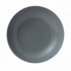 Royal Doulton Gordon Ramsay Maze Dark Grey 24cm Pasta Bowl
