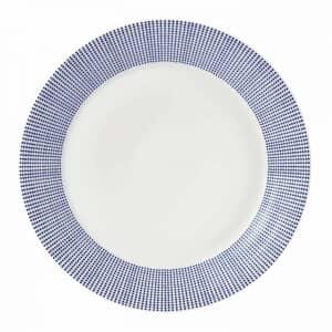 Royal Doulton Pacific Dots Plate - 28cm
