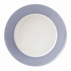 Royal Doulton Pacific Dots Pasta Bowl -23cm