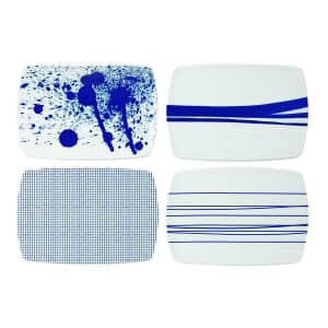 Royal Doulton Pacific Serving Board Set Of 4
