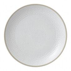 Gordon Ramsay Maze Grill Hammer White - Dinner Plate