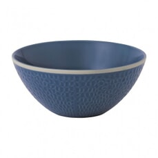 Gordon Ramsay Maze Grill Hammer Blue - Cereal Bowl