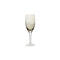 Denby Monsoon Lucille Gold White Wine Glass Set Of 2