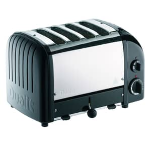 Dualit Classic Vario AWS 4 Slot Toaster Black 40370