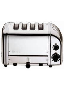 Dualit Classic Vario AWS 4 Slot Toaster Polished