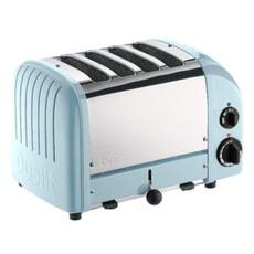 Dualit Classic Vario AWS 4 Slot Toaster Glacier Blue