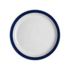 Denby Elements Dark Blue Dessert/Salad Plate