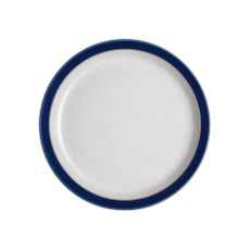 Denby Elements Dark Blue Dinner Plate