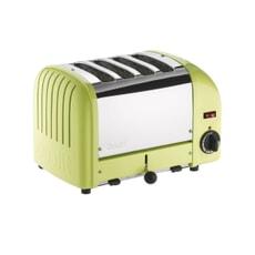 Dualit Classic Vario AWS 4 Slot Toaster Lime Green