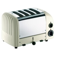 Dualit Classic Vario AWS 4 Slot Toaster Clay