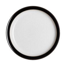 Denby Elements Black Tea Plate
