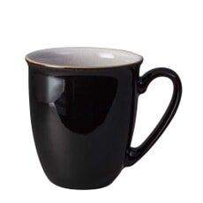 Denby Elements Black Coffee Beaker