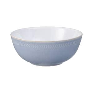 Denby Natural Denim Textured Cereal Bowl