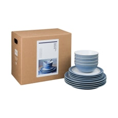 Denby Natural Denim 12 Piece Boxed Set