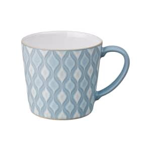 Denby Impression Blue Large Accent Mug