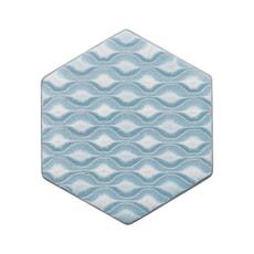 Denby Impression Blue Accent Tile