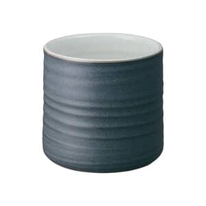 Denby Impression Charcoal Medium Vase