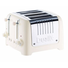 Dualit Lite 4 Slot Toaster Canvas 46213