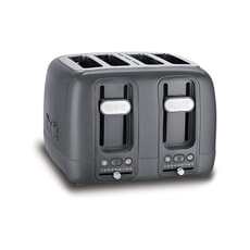 Dualit Domus 4 Slot Toaster Solid Grey