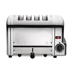 Dualit Origins 4 Slot Toaster Polished
