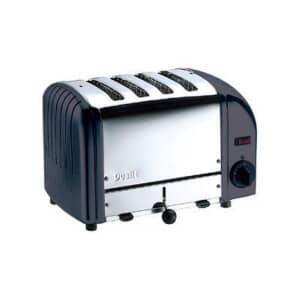 Dualit Origins 4 Slot Toaster Black