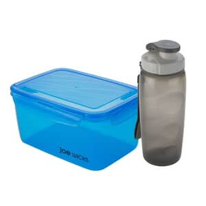 Joe Wicks Storage - 2 Piece Lunch Box Set