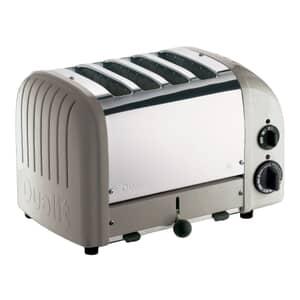 Dualit Classic Vario AWS 4 Slot Toaster Shadow