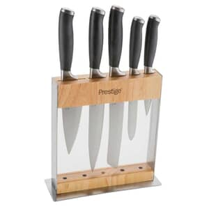 Prestige Dura Sharp 5 Piece Knife Block Set