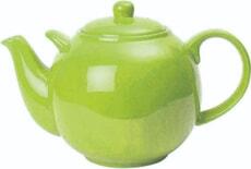 London Pottery Globe� 10 Cup Teapot Greenery