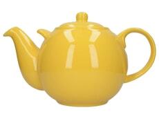 London Pottery Globe� 10 Cup Teapot New Yellow