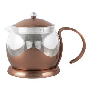 La Cafetiere Origins 660ml Le Teapot Copper