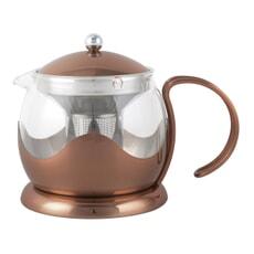 La Cafetiere Origins 1200ml Le Teapot Copper